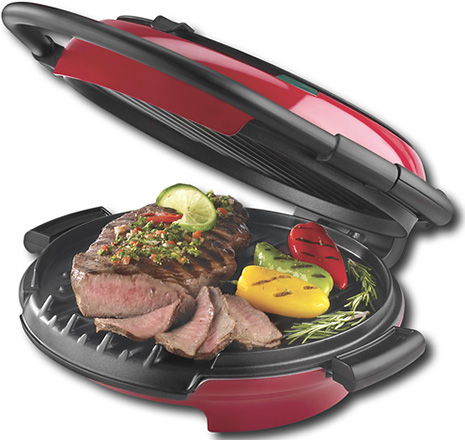 Consuming and the american dream george foreman grill 360 - George foreman replacement grill plates ...
