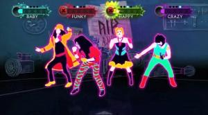 Just Dance 3 Dance Crew